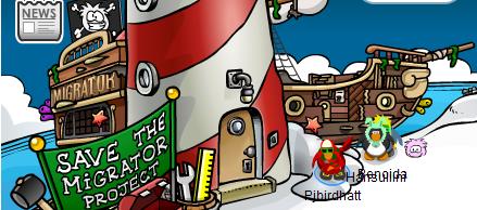 Rockhopper's Ship Improving